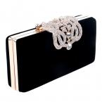 Горячая корона стразы вечерние сумки кошелек вечерние сумка для свадьбы