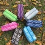 Оптовая продажа бланки четырехлистник косметичка или SPA мешок из микрофибры с бесплатная доставка по ехпресс DOM011