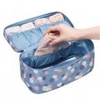 Новое поступление водонепроницаемый путешествия сумка для хранения утолщенной белье мыть бюстгальтер сортировки комплект организатор макияж сумки косметические в мешке