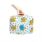 Новинка дома водонепроницаемый косметичка Storaage мешок на открытом воздухе путешествие составляют организатор Handbang легко складывается и носить с собой