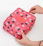 Составляют организатор сумка 22 см x 18 см x 8 см женщины мужчины свободного покроя путешествия многофункциональный хранения косметичка водонепроницаемый мешок