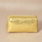 Бренд дизайнер макияж сумки блестки роскошные косметички организатор золото серебро женщины косметичка мыть косметолог чехол