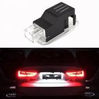 2X для Audi из светодиодов логотип свет дух тень проектор A4 2003 -