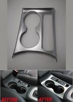 Для Audi Q3 водная держатель декоративная панель рамка крышки обрезать стайлинга автомобилей украшения внешних 1 шт.