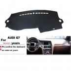 Новое поступление приборной панели автомобиля избегайте свет площадку инструмент платформа для Audi Q7 2001 -  приборной панели защиты площадки автомобиля наклейку для автомобиля