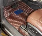 Топ ковер Специальные коврики для всех новых Audi Q7 5 места  non-slip водонепроницаемые ковры для Audi Q7 , Бесплатная доставка