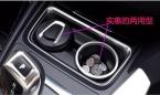 Автомобиль пепельница с специальный ящик для хранения для BMW 1 3 5 7 Серии F30 F13 F01 F20 F10 F15 ДЛЯ BMW x1 x3 x5 x6 F48 F25 АВТОМОБИЛЯ аксессуары