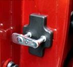 Подходит для CHEVROLET LACETTI OPTRA NUBIRA доставка-нью-вива GENTRA SUZUKI крышка дверной замок пряжки поймать протектор проверки чехол аксессуары