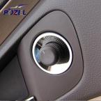 Из нержавеющей стали зеркало заднего вида ручка декоративные круг наклейки для Chevrolet Cruze малибу авео Opel mokka ASTRA J знаки автомобилей