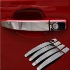 Горячая распродажа нержавеющей стали отделка дверная ручка аксессуары для chevrolet Epica лова авео Captiva Cruze 2009 -