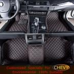 Автомобилей коврики для Chevrolet Chevy авео Captiva Cruze Camaro Trax отслежывателя нью-парус стайлинга автомобилей коврики пользовательские ковры коврики мат автомобилей