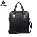 Новые мужские деловые сумки сплит кожаный портфель известная марка сумки на ремне crossbody сумка bolsas сумки