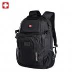 Swisswin швейцарский  бизнес ноутбук чехол 15.6 дюймов рюкзак мужчины дорожные сумки человек свободного покроя для ipad воздуха-мешок курсы mochila войлок