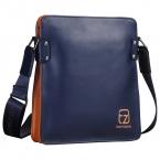 Teemzone ультра-минимализма кожаные сумки мужчины мешки с застежкой-молнией sacoche homme мульти-марка Bolso хомбре ранец кроссбоди J25