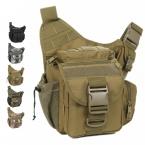 Армия посланник сумка для фотокамеры мужчины женщины открытый велоспорт свободного покроя седло мешок тактическая камуфляж прочный одиночный мешок плеча
