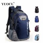 Yuocl мода свободного покроя спорт с двойным - плечо путешествия рюкзак для женщин школьные сумки для подростков печать мужчины рюкзак мешок с дос
