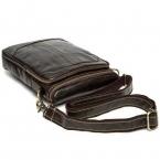 Горячая распродажа мужчины сумка мужчины кроссбоди мужская сумка 100% подлинные кожаные сумки  новых бесплатная доставка Мужские из натуральной кожи сумка мешки посыльного сумки через плечо сумка мужская ywr029