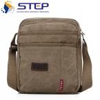 новые люди вестник мешки холст мужчины сумки весна и лето дорожные сумки 4 цвета 22 * 26 * 8 см Srtip 150 см M234