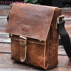 Летящие птицы  мужские сумки Из Натуральной кожи сумки ретро стиль мужчины сумка почтальона сумочки роскошные сумки высокого качества LM0252