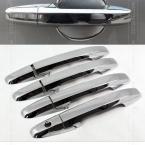 Аксессуары подходят для 2006 2007 2008 2009 2010 2011 HONDA CIVIC седан купе хром боковая дверь ручка баре поймать отделка под давлением