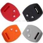 Спортивный стиль кремния ключи от машины чехол для Honda CR-V гражданской форме освободившись StepWGN ключ два 2 кнопки оболочка