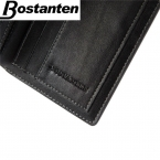Bostanten  роскошные мужчины кошельки кожа мужской деньги кошельки известная новое дизайнер короткие кошелек с держателя карты долларовых цен