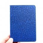 Лаванда паспорт держатель крышка полиуретан кожа карточка удостоверения личности путешествие билет сумка пакеты обложки на паспорт паспорт мешок чехол