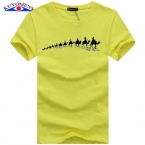 Майки хлопок Большой размер 5XL 4XL футболку Homme летом с коротким рукавом мужская футболки мужской футболки Camiseta Tshirt Homme