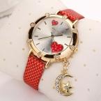 Красочные Джинсы Случайный Ремень Женщины Мужчины Платье Наручные Часы Vintage Кварцевые Аналоговые Часы Браслет Кварцевые Наручные Часы XR769