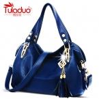 Tuladuo  горячая распродажа качество искусственная кожа кисточкой на ремне сумки женщины женщины сумочка женщины кожаные сумки
