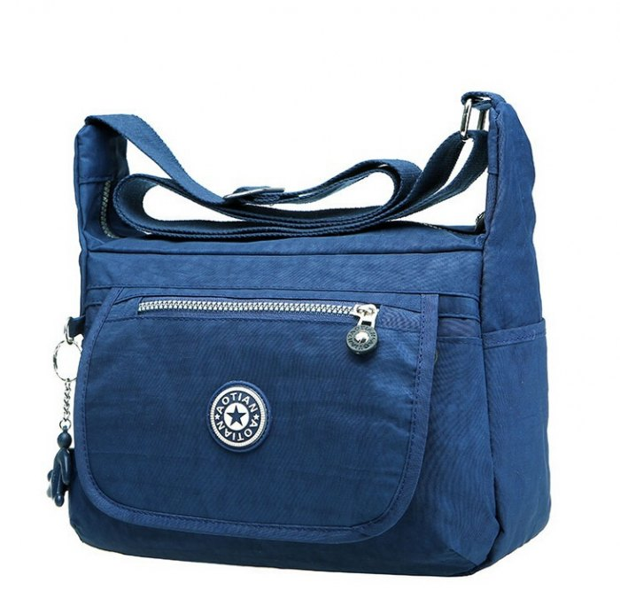8f3419aa Водонепроницаемые нейлоновые женские сумки мессенджеры, модные сумки через  плечо для школы, женские спортивные сумки, плечевые сумки
