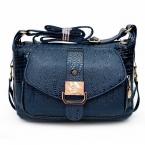 Женщины вестник мешки кожаная сумка среднего возраста модели сумки на ремне, crossbody для женщин мама сумки высокого качества мешок D13-90