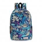 Модный рюкзак из холста под ретро свободного покроя.