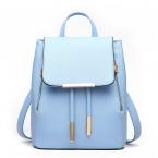 Женщины ежедневно рюкзаки рюкзак девушка мешок школы искусственная кожа мешки цвета конфеты дорожная сумка