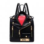 новейшие женщин дизайнер мотоциклов лацкане пиджака рюкзаки мода искусственная кожа рюкзак женский парный рюкзак мешок