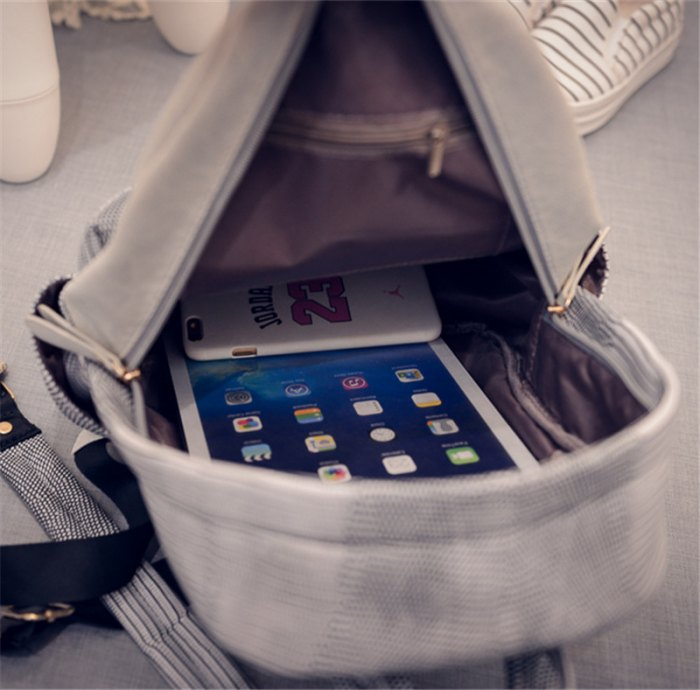 52b588b2783e Женщины случайные спортивные сумки новая мода дамы туристические книги  рюкзак плеча клатчи школьника-рюкзак