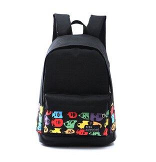 5e3f4a00724c Vogue Звезда Китайский стиль школьные сумки девочки и мальчик холст рюкзак  мужчины дорожные сумки женщины рюкзаки ...