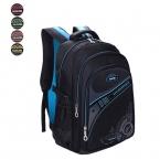 Модные брендовые рюкзаки из дышащего материала. Сумки для школьников. Мужские рюкзаки для путешествий. Сумки для ноутбуков (5 расцветок)