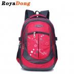 RoyaDong  Высококачественные Большие рюкзак школьный для мальчиков для девочек Детские рюкзаки учащихся начальной школы студенты сумки Рюкзаки водонепроницаемый мешок школы детей мешок книги
