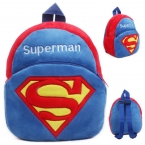 Детский плюшевый мини рюкзак мини  с героями мультфильмов для мальчиков и девочек
