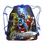 Мстители детская школа сумка мультфильм дети шнурок рюкзаки для мальчики дети сумки туризм путешествия рюкзак