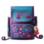 Delune дети мультфильм рюкзаки, школьные рюкзак дети ортопедические школьные принадлежности школьные сумки для девочек детский рюкзак девушки