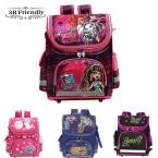 Дети школьного рюкзака монстр высокой бабочка винкс EVA сложить ортопедические детская школа для мальчиков и девочек mochila infantil
