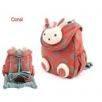 новый стиль моды животное мешок школы симпатичные 3d кролик плюшевые drawstring рюкзак дети ранцы для девочек детский сад мешок