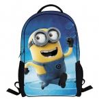Новая Мода Гадкий я 2 Детей Мультфильм сумки ребенок Рюкзак мальчик Миньоны школьный mochila дети качества школьная сумка