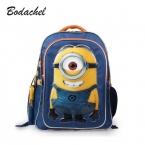 Миньон рюкзак школьников для мальчиков школьный рюкзаки для детей рюкзаки mochila эсколар infantil мешок душ enfant