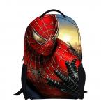 """Школьный рюкзак для мальчиков """"Спайдермен"""", на молинии, модный, стильный с рисунком, новинка"""