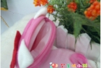 1 шт. портмоне и кошелек чехол женская кошельки плюша киски дети девушки сумка для хранения чехол сумочка женщины 10 см бесплатная доставка