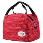 новинка водонепроницаемый  портативный изоляцией холст обед мешок питание пикник сумки для женщин дети мужчины кулер сумка холодильник термосумка термо ланч бокс