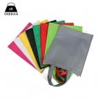 Эко-Многоразовые Сумки Ткани Продуктовый Упаковки Переработке Мешок Высота Моды Простой Дизайн Сумки Tote